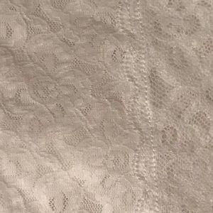GAP Intimates & Sleepwear - White thong panties
